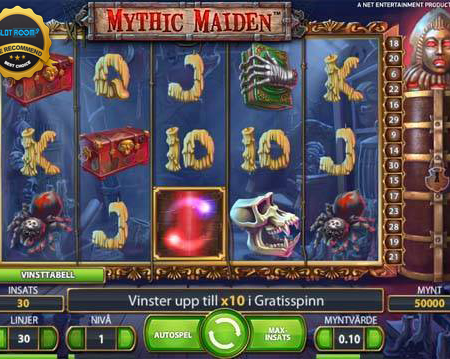 Mythic Maiden Slot Review