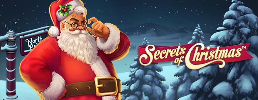 secrets of christmas slot netent review