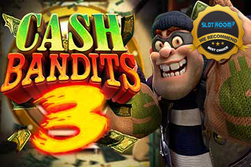 Cash Bandits 3 Slot Game