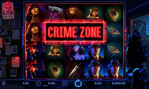 cash noir slot screen