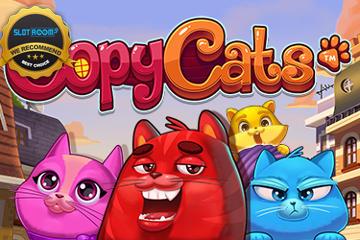 Copy Cats Slot Review