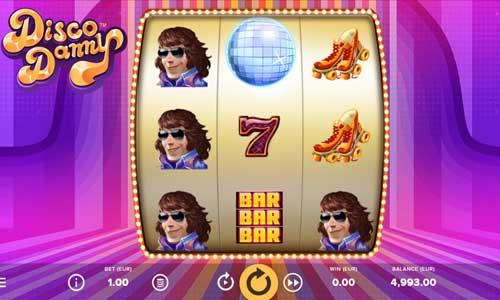 disco danny slot screen - Disco Danny Slot Review
