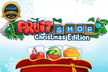 Fruit Shop Christmas Edition Slot Review