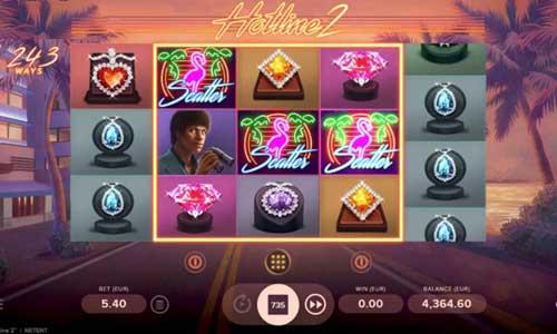 hotline 2 slot screen - Hotline 2 Slot Review
