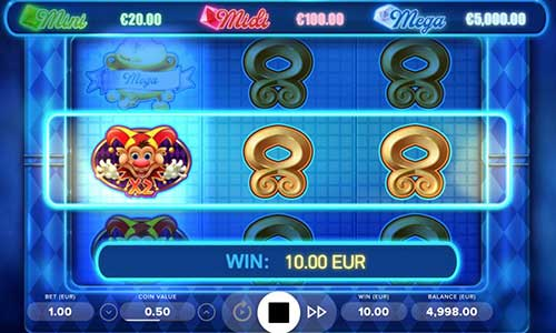 trollpot 5000 slot screen