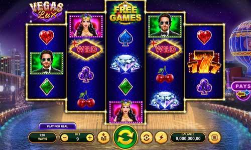 vegas lux slot screen - Vegas Lux Slot Review