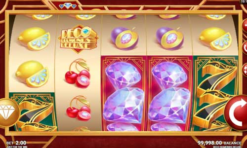 deco diamonds deluxe slot screen - Deco Diamonds Deluxe Slot Review