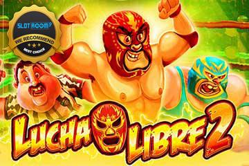 Lucha Libre 2 Slot Game