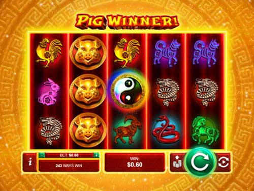 pig winner slot screen