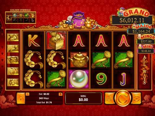 plentiful treasure slot screen - Plentiful Treasure Slot Game