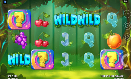 wonder woods slot screen - Wonder Woods Slot Game