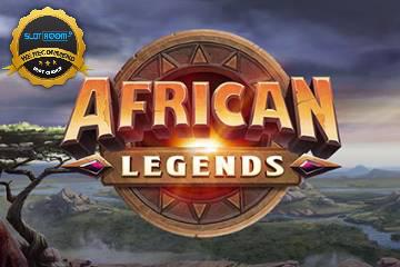 African Legends Slot Game