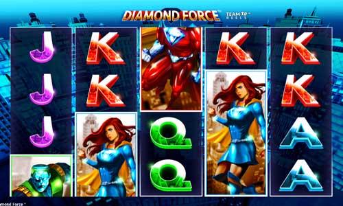 diamond force slot screen - Diamond Force Slot Review