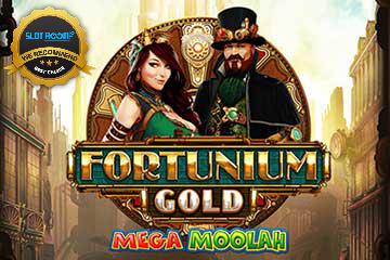Fortunium Gold Mega Moolah Slot Review