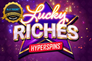 Lucky Riches Hyperspins Slot Review
