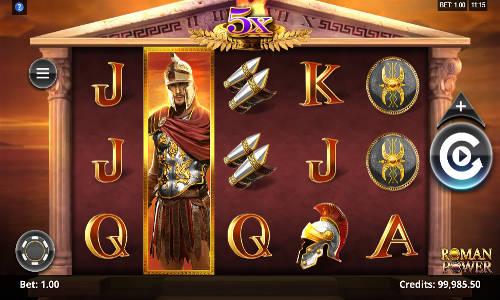 roman power slot screen - Roman Power Slot Review