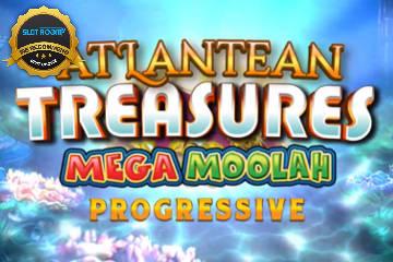 Atlantean Treasures Mega Moolah Slot Review