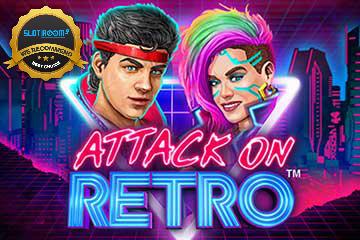 Attack on Retro Slot Game