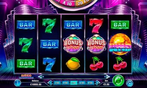 disco diamonds slot screen - Disco Diamonds Slot Review