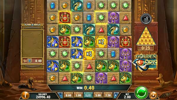 Golden Osiris Slot Game