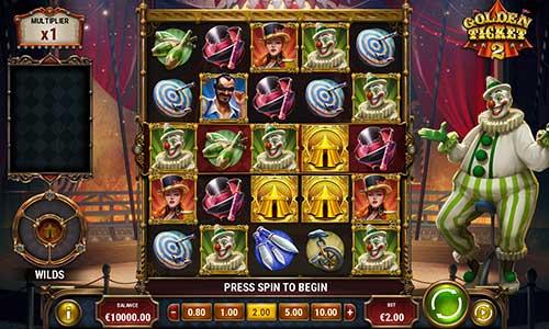 golden ticket 2 slot screen - Golden Ticket 2 Slot Game