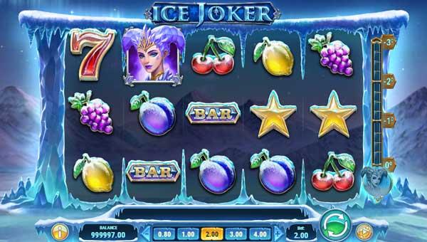 ice joker slot screen - Ice Joker Slot Review