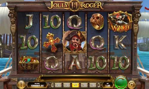 jolly roger 2 slot screen - Jolly Roger 2 Slot Game