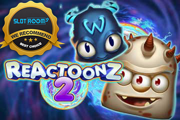 Reactoonz 2 Slot Game