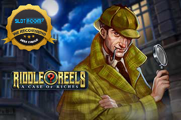 Riddle Reels A Case of Riches Slot Game
