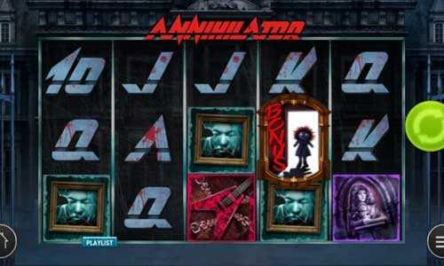 annihilator slot screen - Annihilator Slot Game