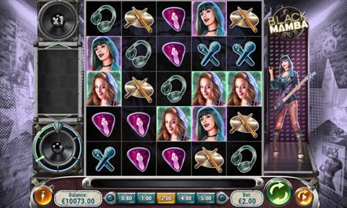 black mamba slot screen - Black Mamba Slot Game