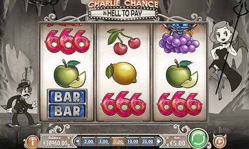 charlie chance in hell to pay slot screen - Charlie Chance in Hell to Pay Slot Game