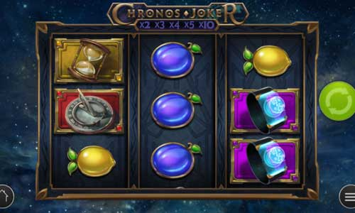 chronos joker slot screen - Chronos Joker Slot Review
