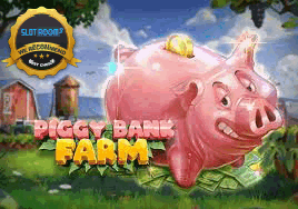 Piggy Bank Farm Slot Game