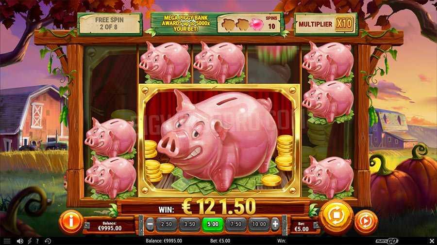 piggy bank farm fs - Piggy Bank Farm Slot Review