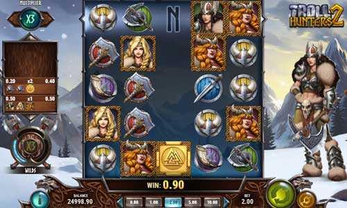 troll hunters 2 slot screen - Troll Hunters 2 Slot Review