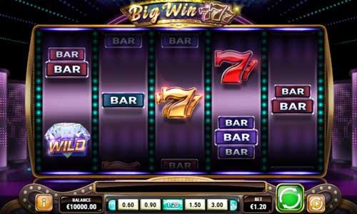 big win 777 slot screen - Big Win 777 Slot Game