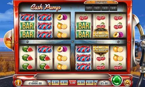 cash pump slot screen - Cash Pump Slot Review