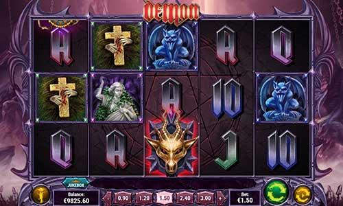demon slot screen - Demon Slot Review