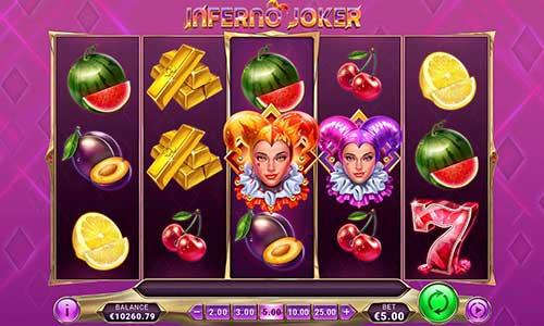inferno joker slot screen - Inferno Joker Slot Game