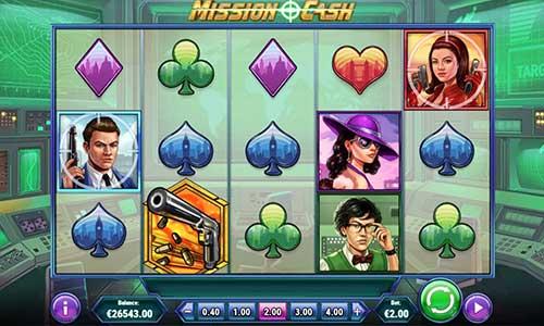 mission cash slot screen - Mission Cash Slot Game