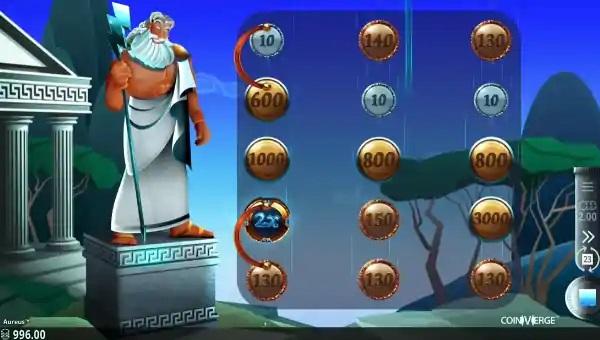 aureus slot screen - Aureus Slot Review
