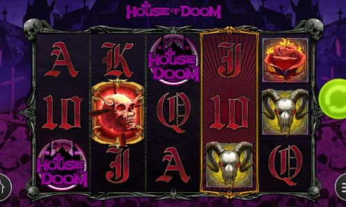 house of doom slot screen - House of Doom Slot Game