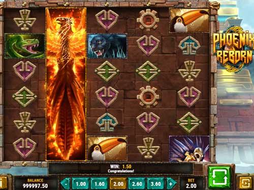 phoenix reborn slot screen - Phoenix Reborn Slot Review