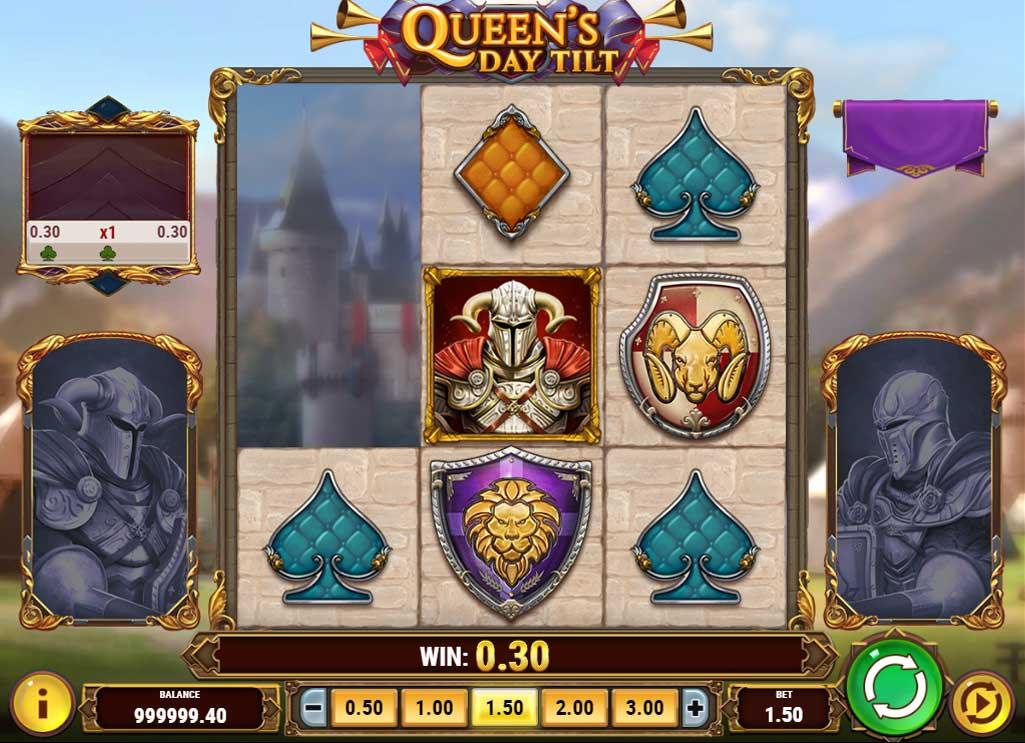queens day tilt slot screen - Queens Day Tilt Slot Game