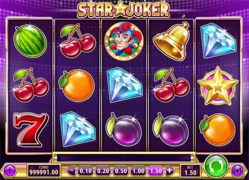 star joker slot screen - Star Joker Slot Review