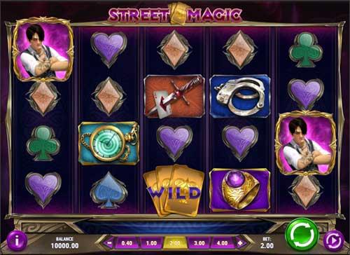 street magic slot screen - Street Magic Slot Review