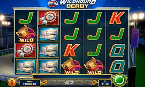 wildhound derby slot screen - Wildhound Derby Slot Game