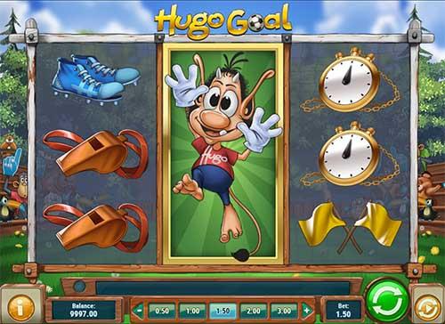 hugo goal slot screen - Hugo Goal Slot Review
