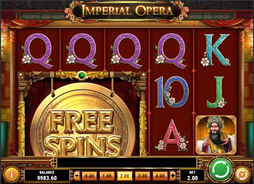 imperial opera slot screen - Imperial Opera Slot Review